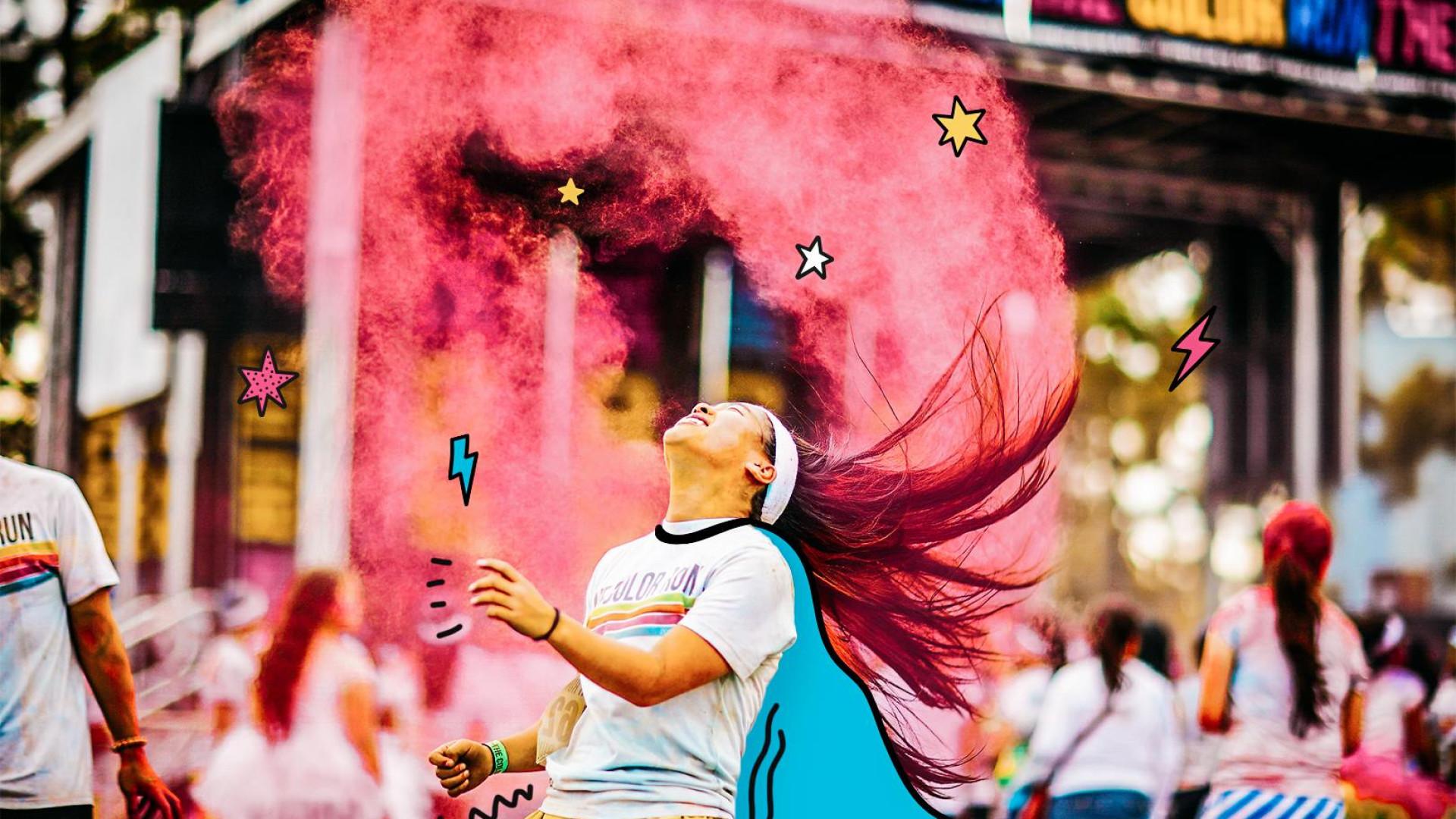 The Color Run liberta cores e super-heróis em cidades portuguesas