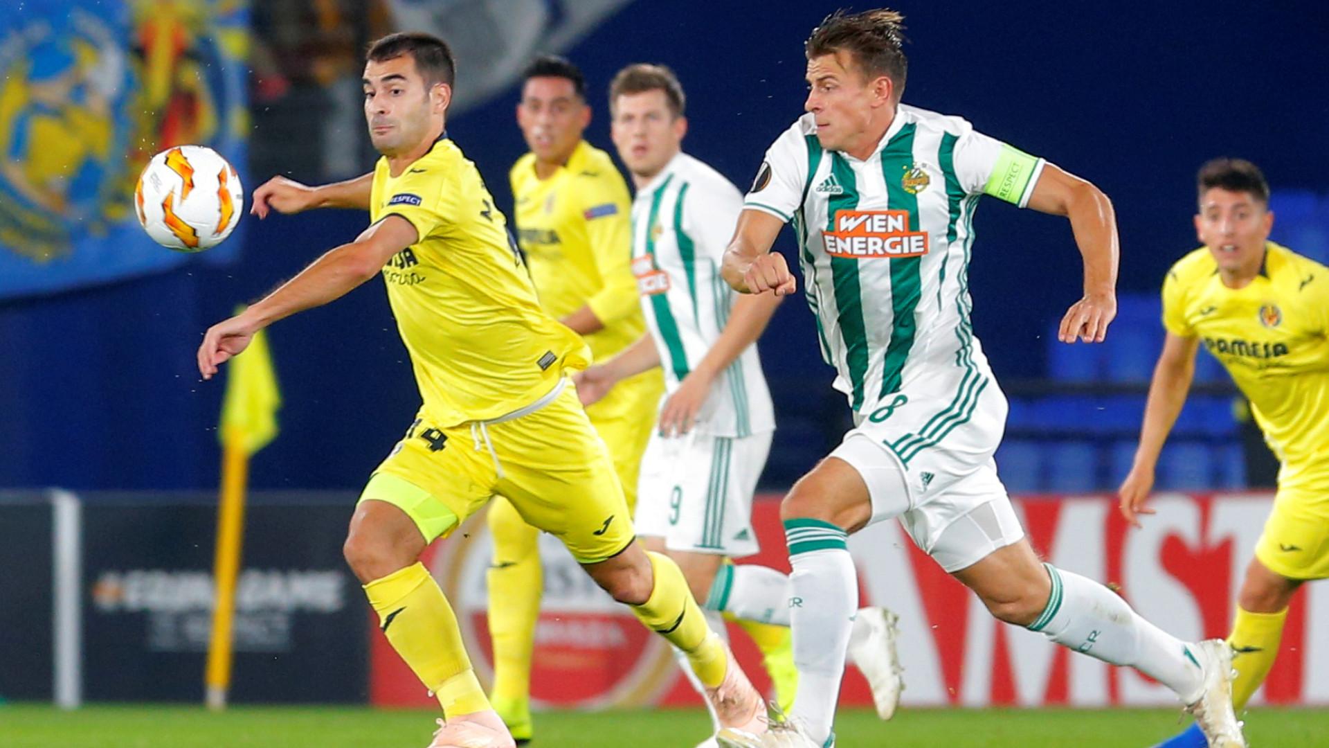 Trigueros entende que visita ao Sporting não condiciona Villlarreal