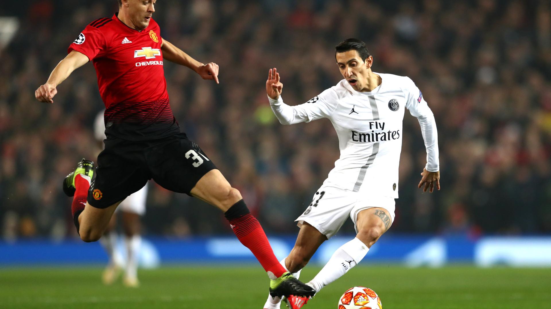 UEFA abre processos disciplinares a Manchester United e PSG