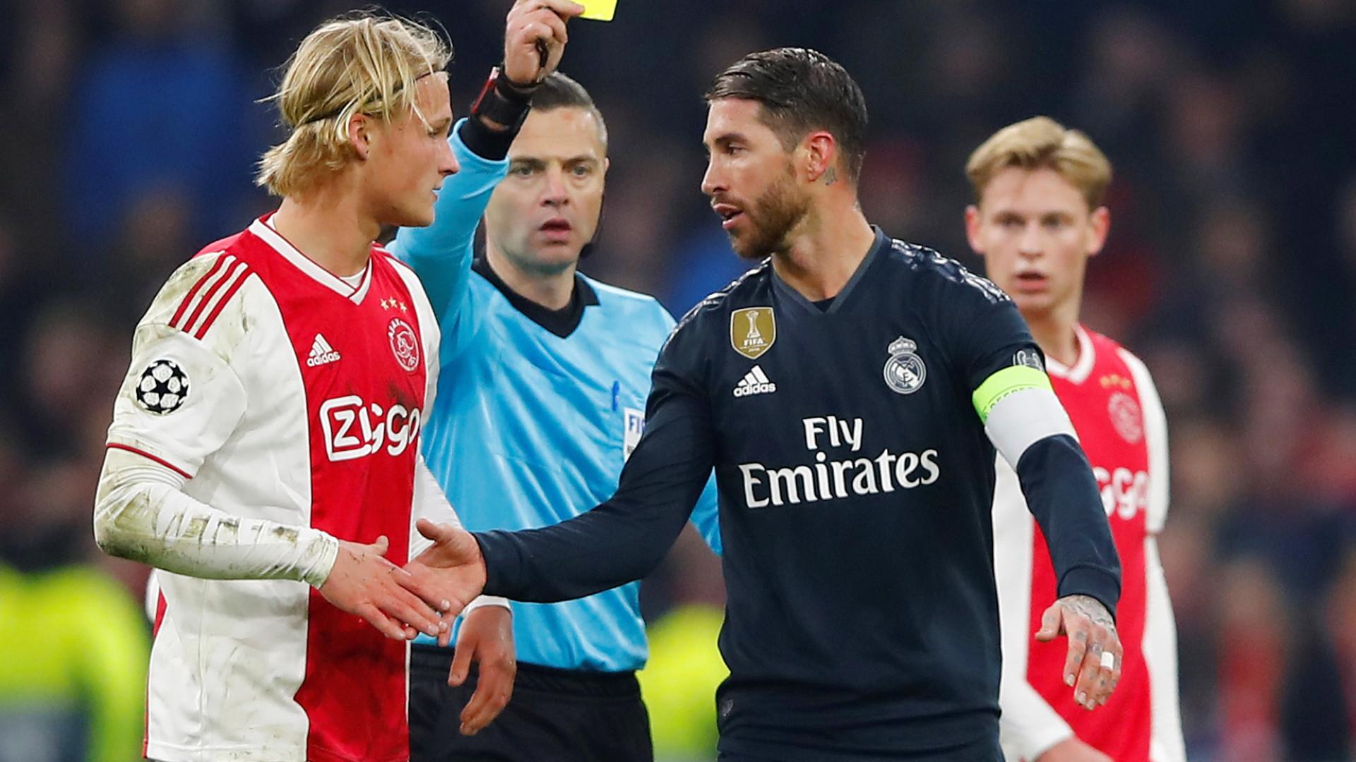 Sergio Ramos dá o dito por não dito e arrisca castigo igual ao de Corona