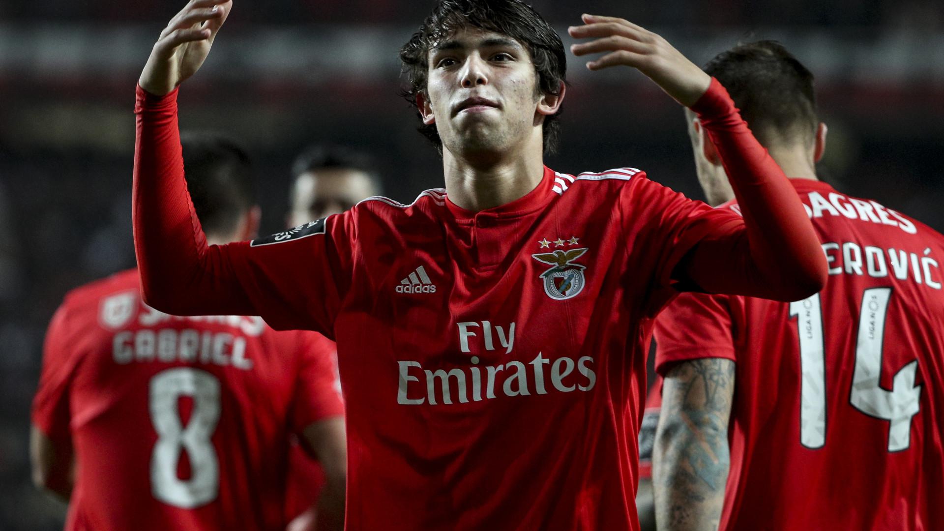 """Ingleses dizem que o United está preparar ataque """"sensacional"""" por Félix"""