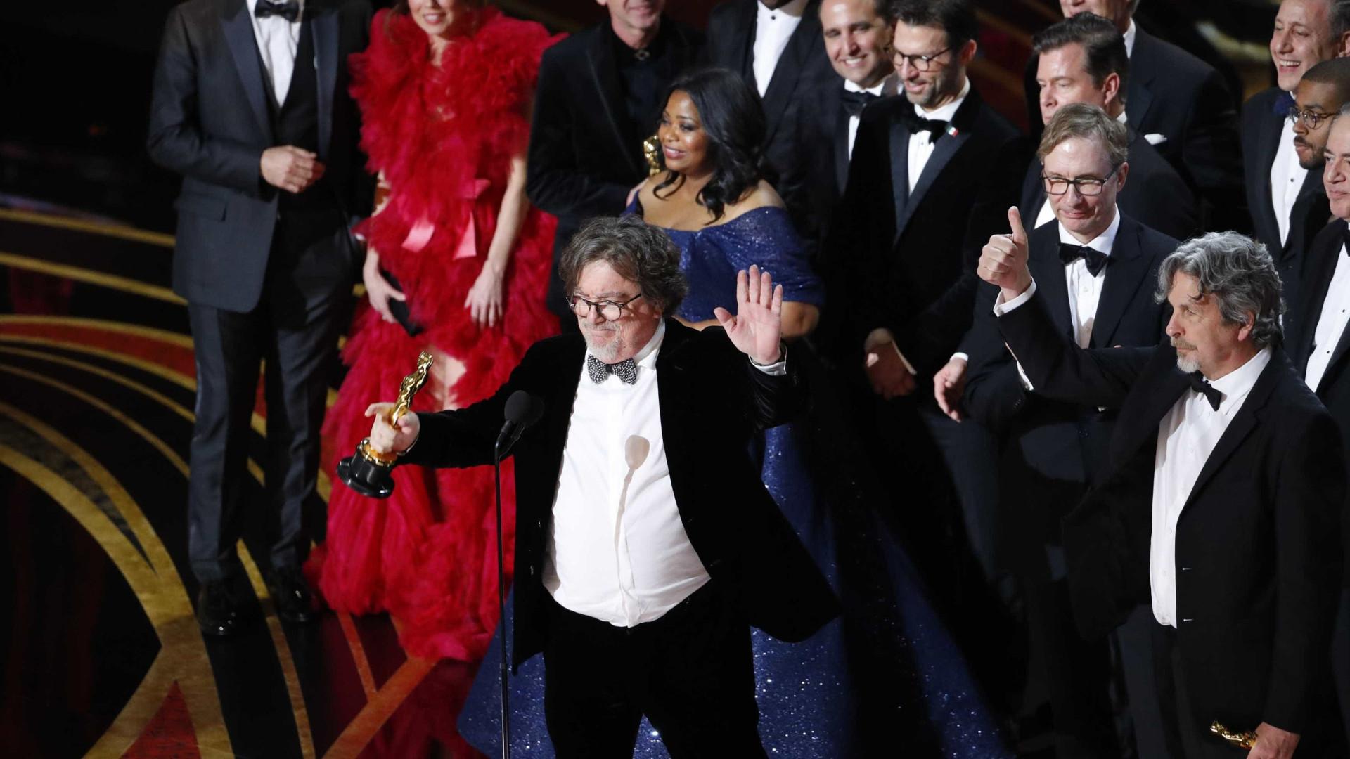 'Green Book' vence Melhor Filme numa noite sem grandes vencedores