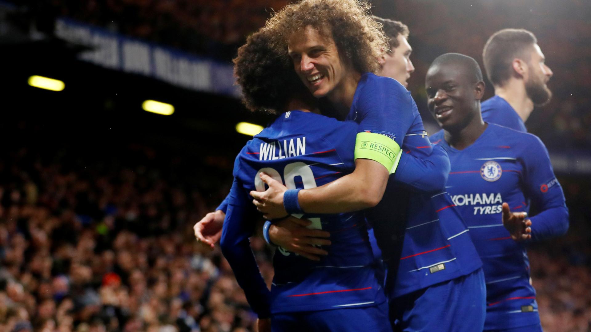 Liga Europa: Siga em direto os resultados e marcadores dos 'oitavos'
