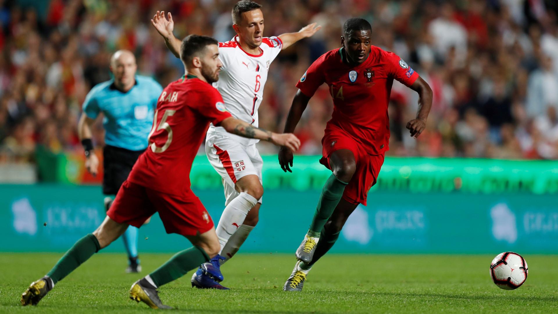 [1-1] Portugal-Sérvia: Já se joga a segunda parte na Luz