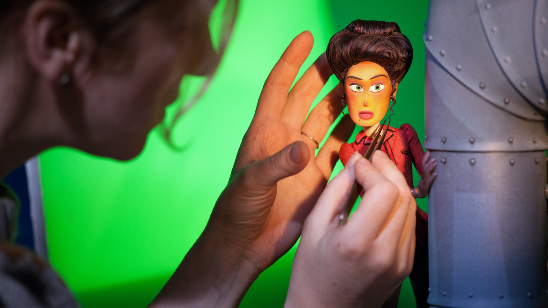 Por detrás de 'Mr. Link', a animação que chega hoje aos cinemas