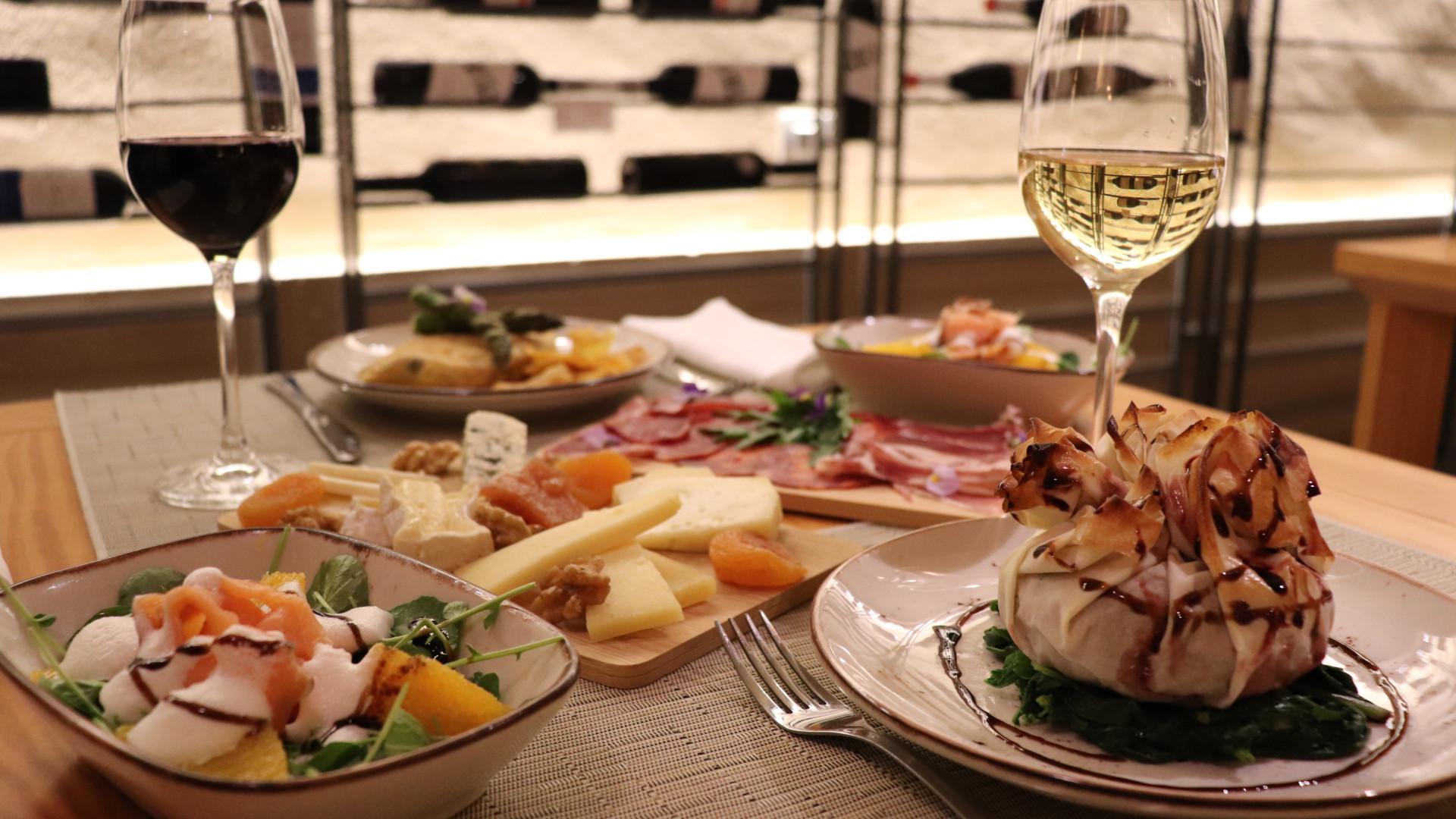 Premium Wine House convida-o para um brunch vínico