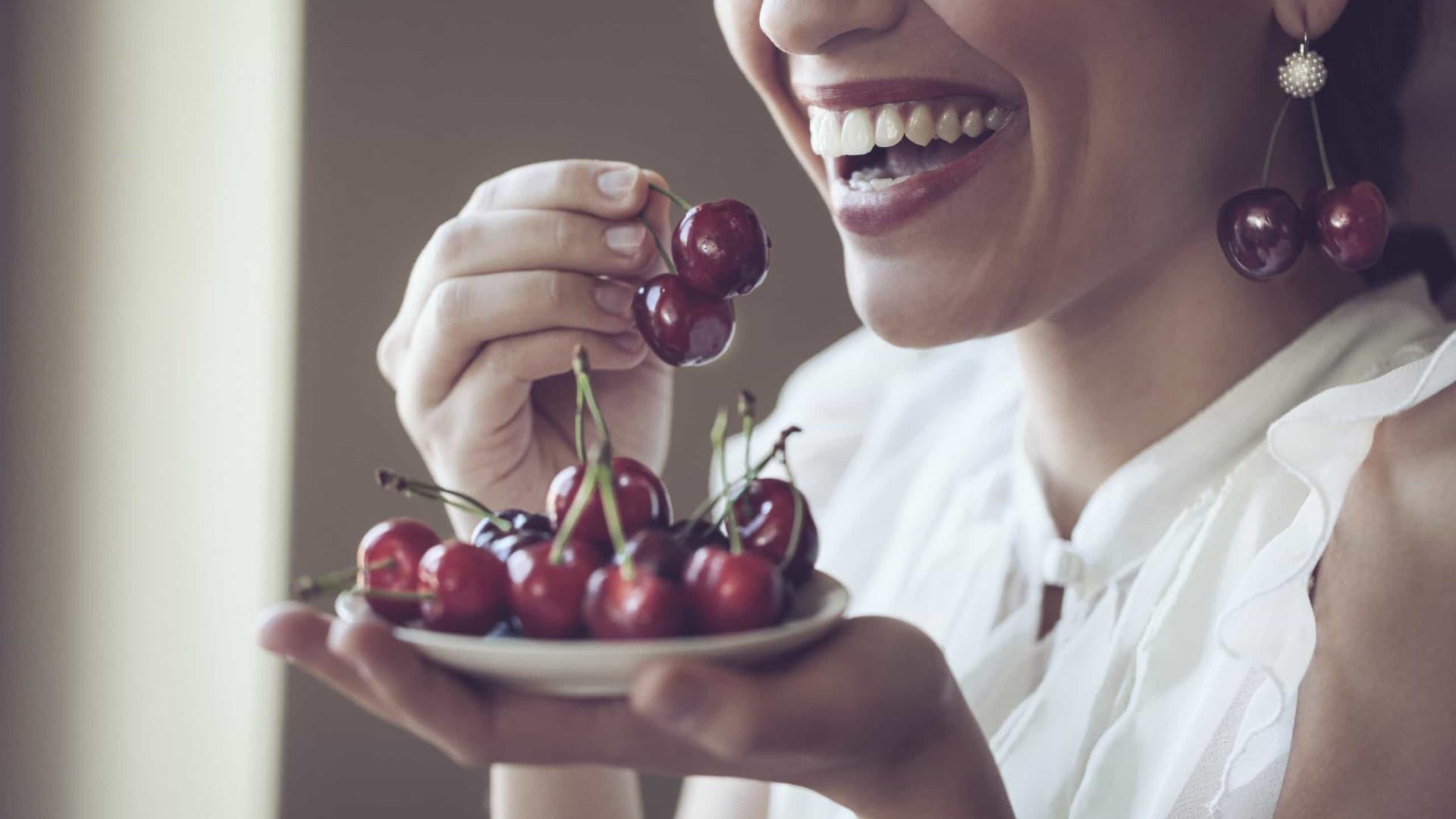 Emagrece, combate cancro e Alzheimer: Sete benefícios de comer cerejas