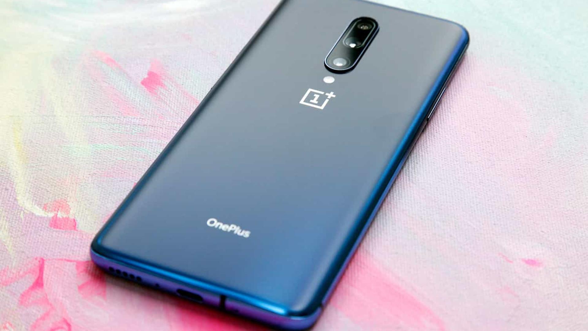 Novo topo de gama da OnePlus pode chegar primeiro à Índia