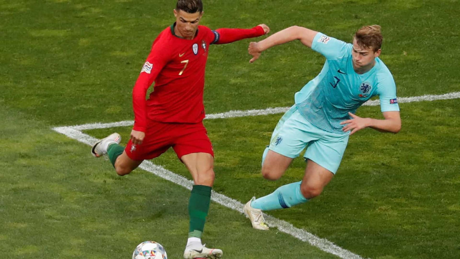 """""""Quando jogávamos futebol no jardim eu sempre quis ser Ronaldo"""""""