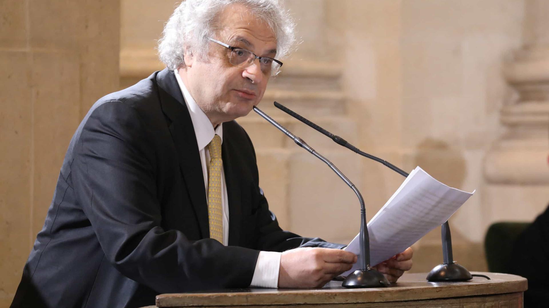 Escritor Amin Maalouf vence Prémio Calouste Gulbenkian 2019