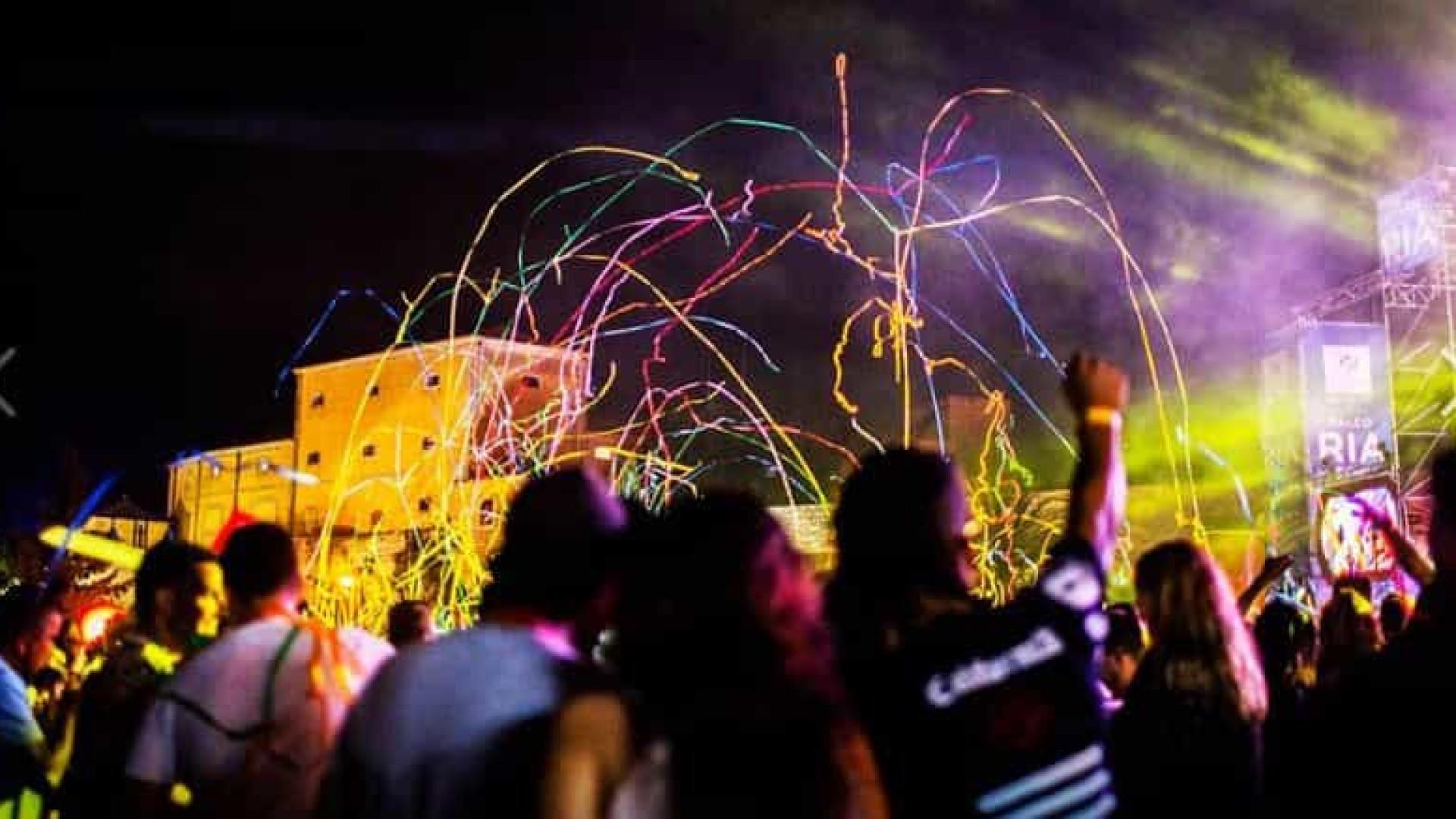 Festival F abriu portas para 45 concertos e lotação esgotada no horizonte