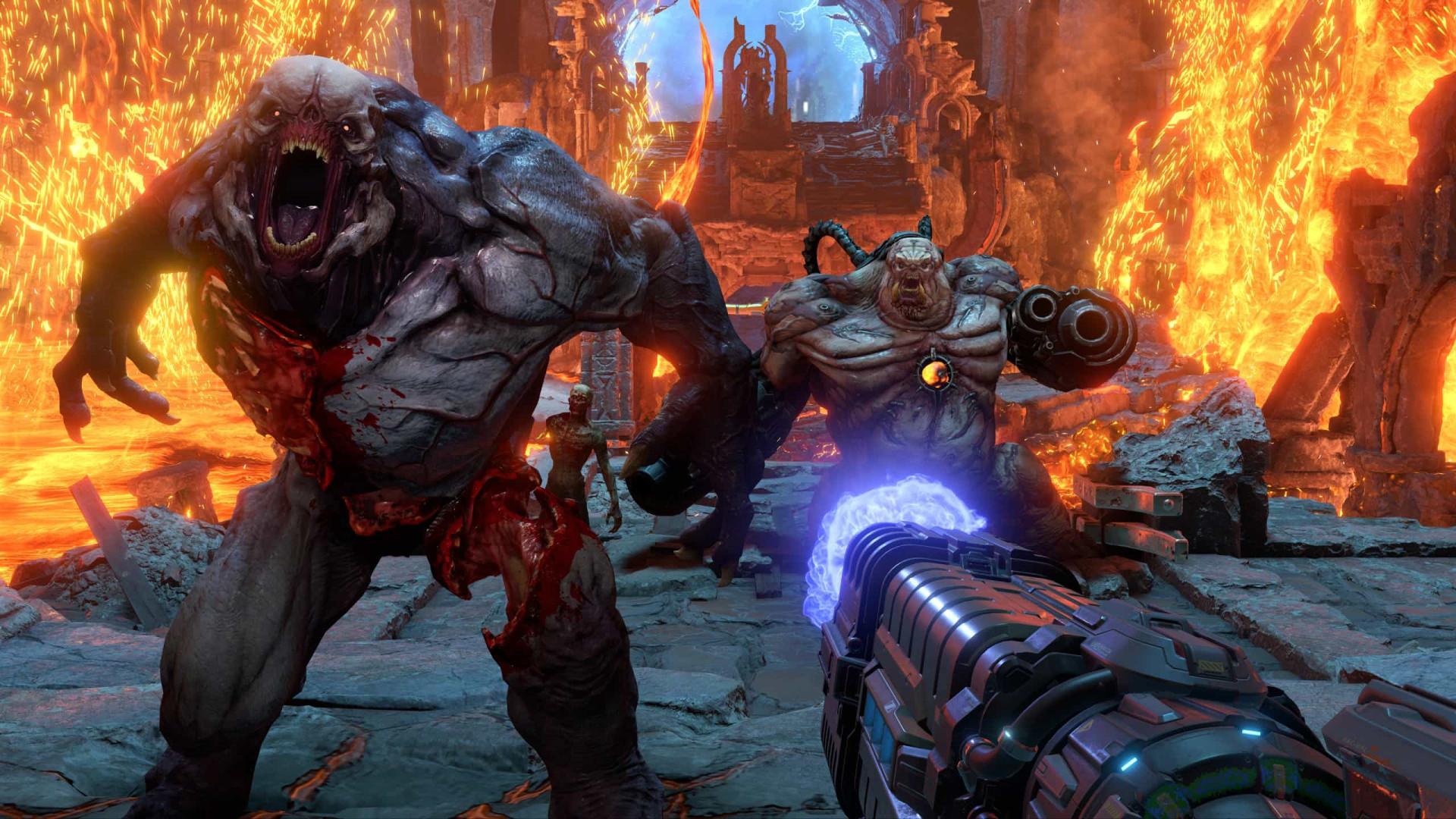 'Doom Eternal' parece fiel à tradição da série em novas imagens