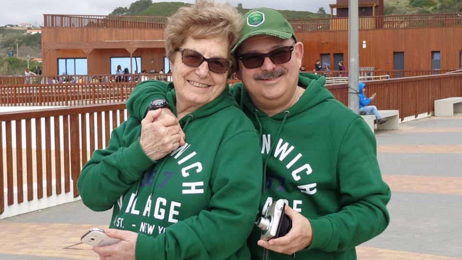 Amor de Zé e Queta foi à primeira vista e vestem-se de igual há 36 anos