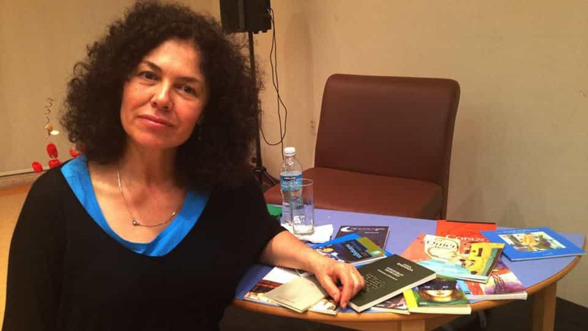 Mexicana María Baranda vence Prémio Iberoamericano de Literatura Infantil