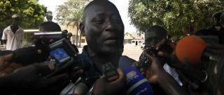 Bissau recebe em euforia antigo líder que cumpriu pena por tráfico