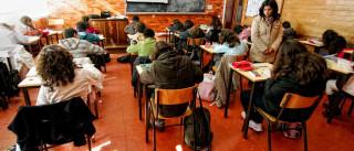 Resultados dos alunos melhoraram e o segredo está nas escolas