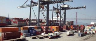 Saldo comercial com Angola é favorável a Portugal mas desceu 34,4%