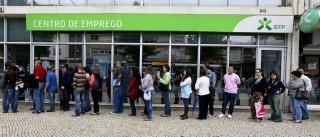Seg. Social: 340 mil ficaram sem prestações de desemprego em setembro