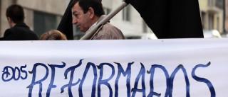 Pensionistas ameaçam ir a tribunal contra aumento de impostos
