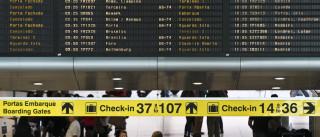 Aeroporto de Lisboa já reabriu e está em operação normal