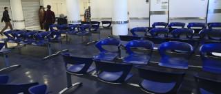 Greve encerra centros de saúde e escolas na grande Lisboa