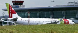 Acidente com avião no Aeroporto de Lisboa está a ser investigado