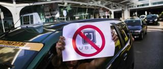 Governo legaliza plataformas como a Uber até ao final do ano
