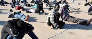 Mais de 3.400 migrantes resgatados hoje ao largo da Líbia
