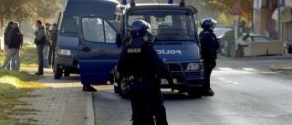 Polícia cerca bairro do Ingote em Coimbra. Operação a decorrer