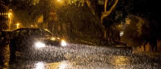 Emitido aviso amarelo para os Açores devido chuva e trovoada