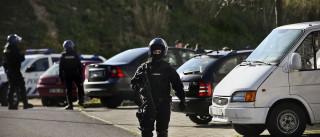 PSP e GNR em operação num acampamento de Viana relacionada com furtos
