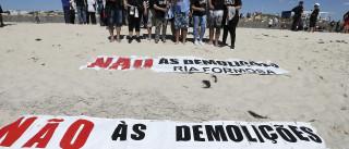 Parlamento debate hoje demolições nas ilhas-barreira Ria Formosa