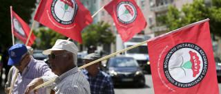 Mais de mil pessoas reúnem-se hoje para exigir aumento das pensões