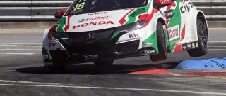 Tiago Monteiro segundo na qualificação do WTCC em Monza