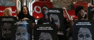Associação lança campanha contra Mutilação Genital Feminina