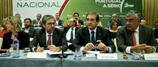 PSD reune-se hoje, a uma semana da discussão do Orçamento