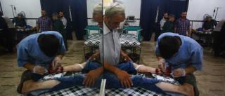 Quatro hospitais sírios atingidos por bombas nas últimas 24 horas
