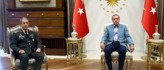 """""""Metam-se nos seus assuntos!"""", diz Erdogan a UE e Estados Unidos"""