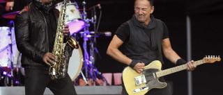 Autobiografia de Bruce Springsteen, 'Born to run', é editada hoje