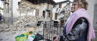 Número de mortos no sismo em Itália sobe para os 247
