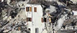 Sobe para 278 o número de mortos no sismo no centro de Itália