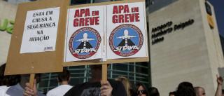 Empresas de Segurança denunciam ilegalidades na greve nos aeroportos