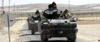 Pelo menos 20 mortos em ataque militar turco no norte da Síria