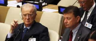 Sampaio critica falta de neutralidade na candidatura de Georgieva
