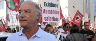 CGTP solidária com trabalhadores da Valorsul critica privatização