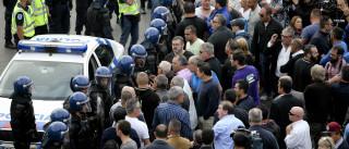 Tribunal profere hoje sentença a um dos três taxistas detidos