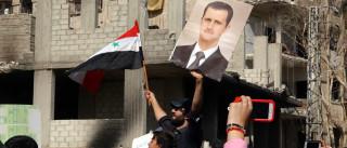 EUA condenam regime de Assad por uso de armas químicas