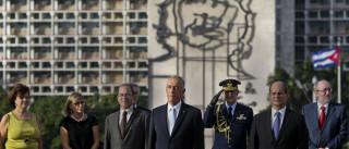 """Marcelo diz que visita a Cuba """"correu muitíssimo bem"""""""
