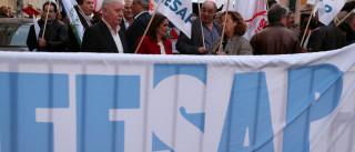 FESAP exige aumento de 2,5% para funcionários públicos em 2018