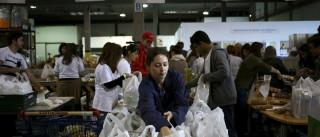 Jonet pede a portugueses que apoiem recolha de alimentos pela internet